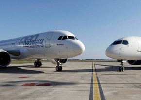"""""""Airbus"""" """"təmiz"""" təyyarənin üç prototipini təqdim edib"""
