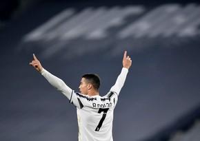 Ronaldu Çempionlar Liqasında Messinin rekordunu təkrarladı
