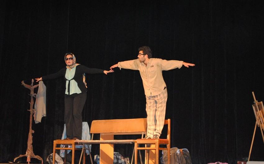 """""""Bizim Teatr Festivalı - 2"""" başlayıb"""