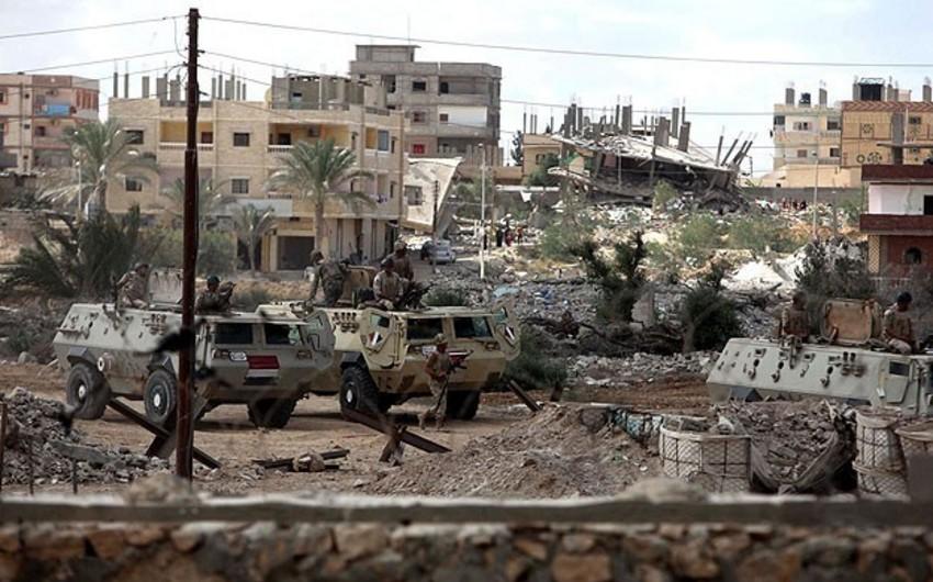Misir ordusunun əməliyyatı nəticəsində 31 nəfər ölüb, 154 terrorçu tutulub