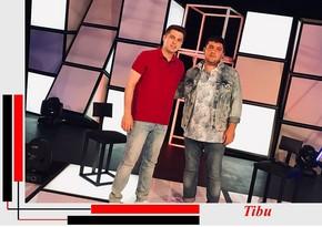 Трек рэпера Тибу Sərvət эксклюзивно на передаче MAG