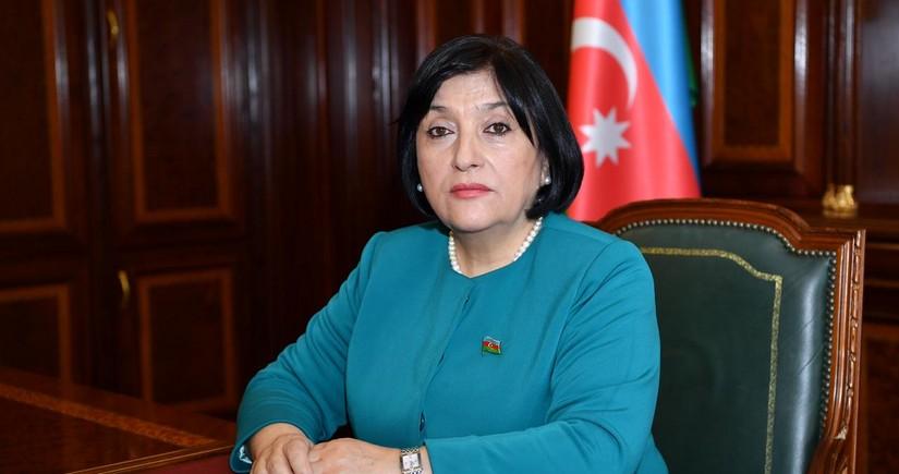 Sahibə Qafarova: Xocalı soyqırımının günahkarları ədalət qarşısında mütləq cavab verəcəklər