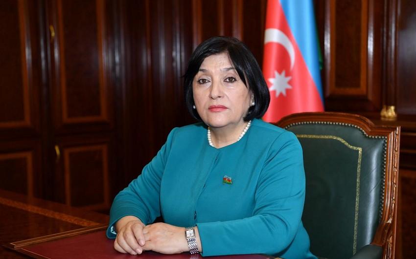 Сахиба Гафарова: Победоносная армия Азербайджана достигает своих целей