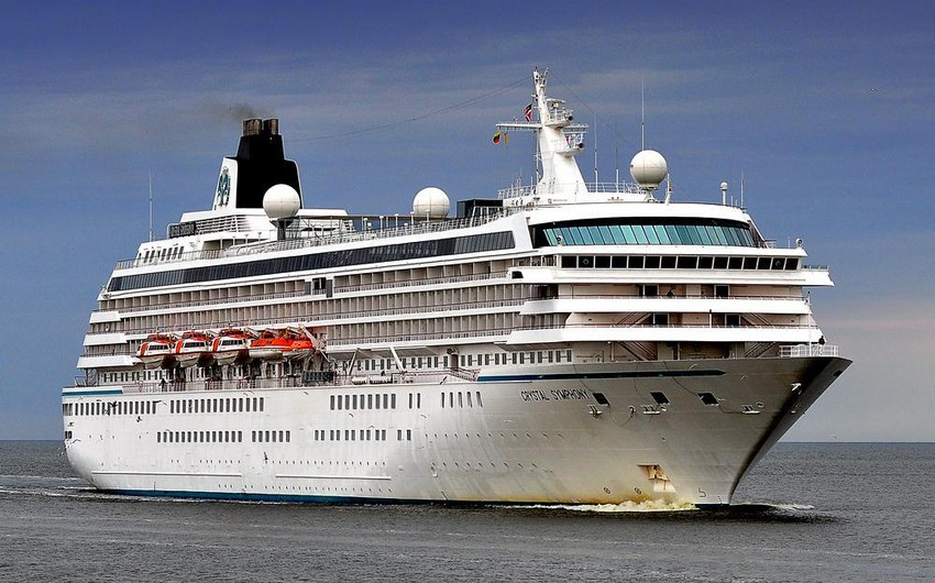 Daha bir sərnişin gəmisində koronavirus aşkarlandı