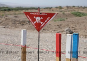 148 more landmines found in liberated areas