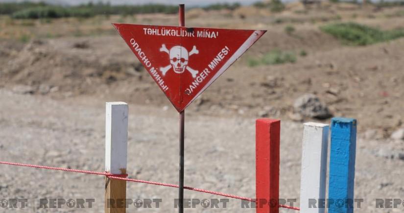 Belgian ambassador: Mines in Karabakh hinder its reconstruction