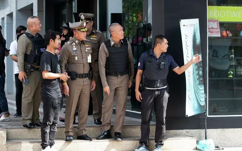 Taylandda baş verən partlayışda on nəfər yaralandı