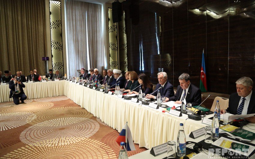 Baku hosts international conference Islamic solidarity: harmony of religious and cultural diversity