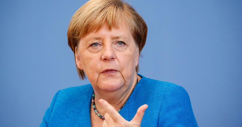 Меркель не исключила новой волны коронавируса в Германии