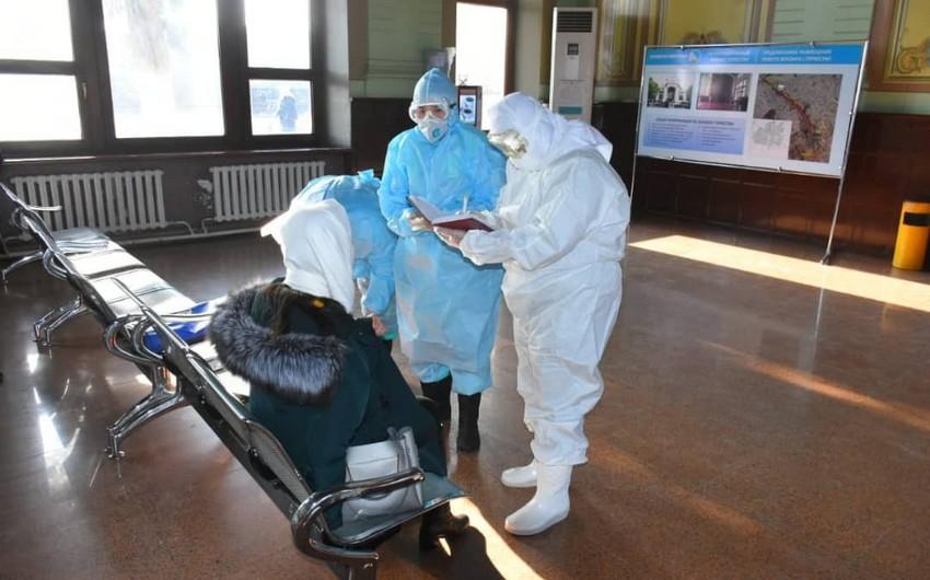 Число случаев заражения коронавирусом в Кыргызстане выросло до 116