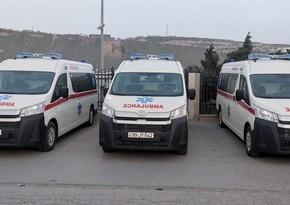 UN donates three ambulances to Health Ministry
