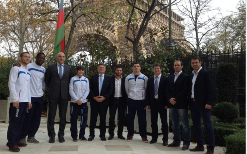 Fransa və Azərbaycan milli komandaları arasında yoldaşlıq görüşü keçiriləcək