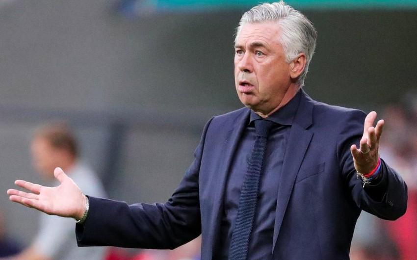 Karlo Ançelotti İtaliya klubu ilə danışıqlar aparıb