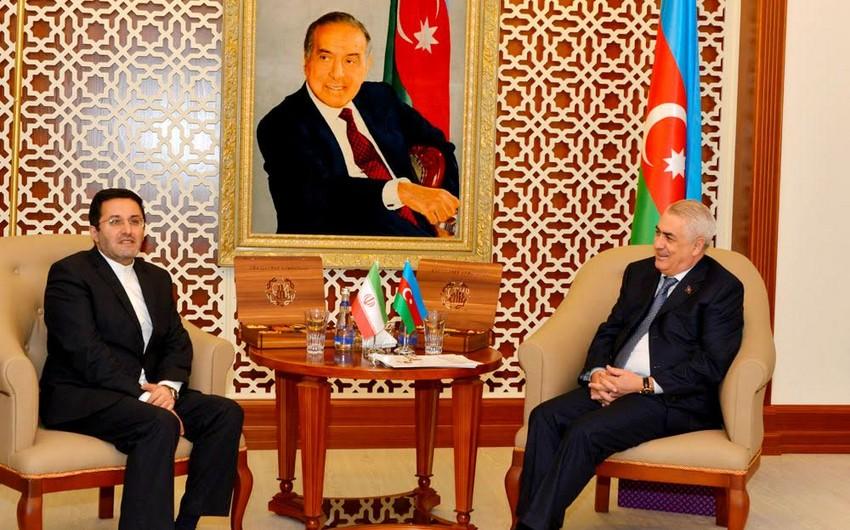 Azərbaycan və İran ikitərəfli əməkdaşlığı genişləndirmək niyyətindədir