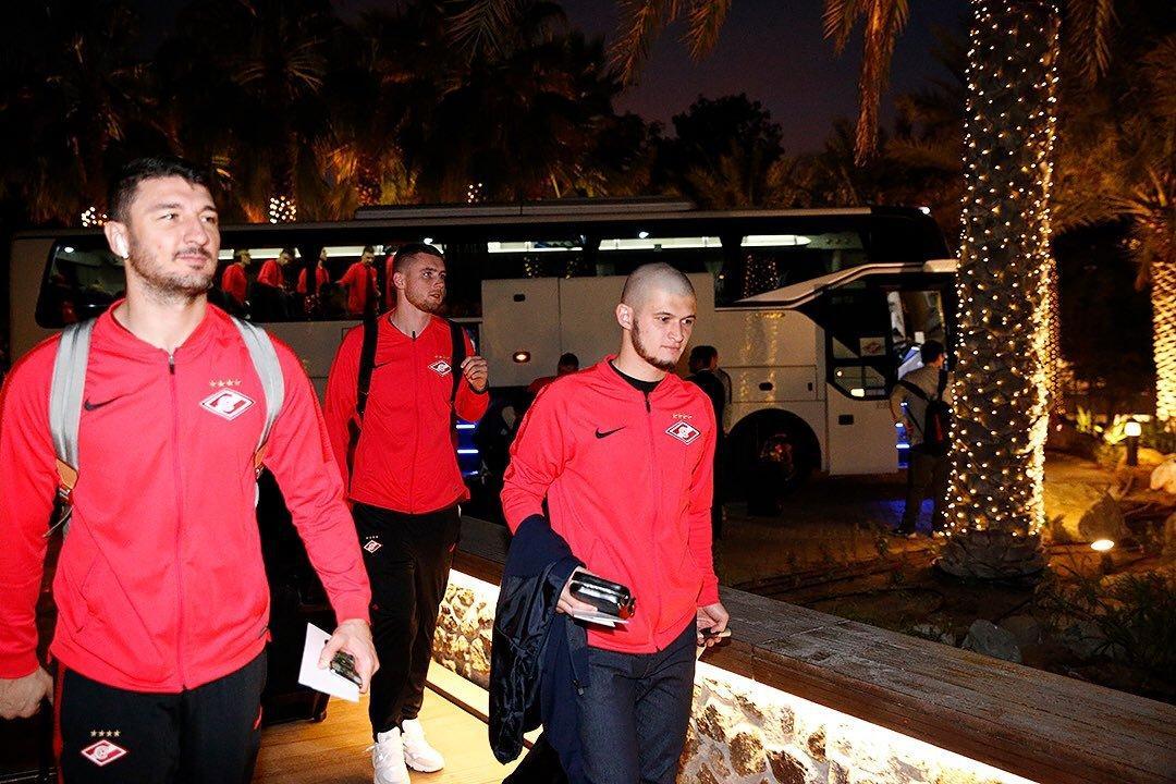 Спартак заключил долгосрочный контракт с азербайджанским футболистом