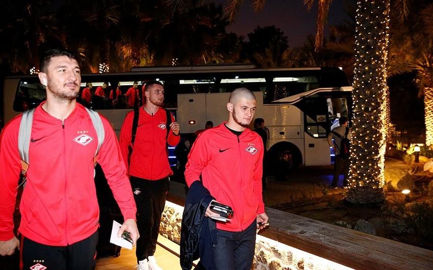 Spartak azərbaycanlı futbolçu ilə uzunmüddətli müqavilə imzalayıb