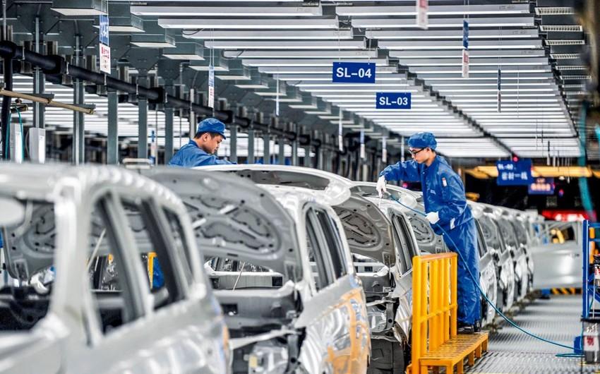 Çip defisitinə görə bu il qlobal avtomobil istehsalı 6,2 % azalacaq