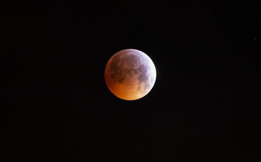 İlin ilk Ay tutulması başa çatdı - YENİLƏNİB - 2