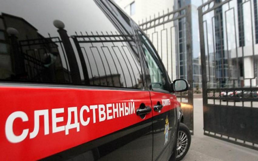 Rusiyada kişi borca görə həyat yoldaşını və üç uşağını öldürüb