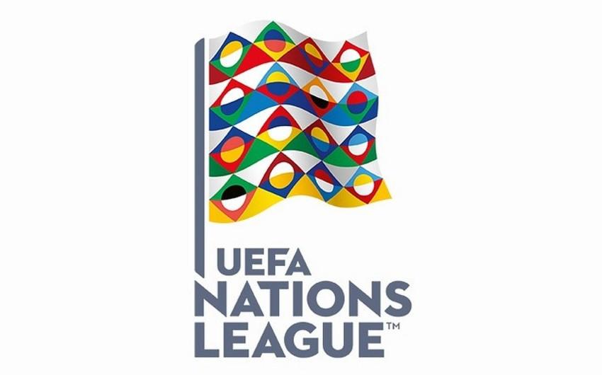 Bu gün UEFA Millətlər Liqasında daha 8 oyun keçiriləcək