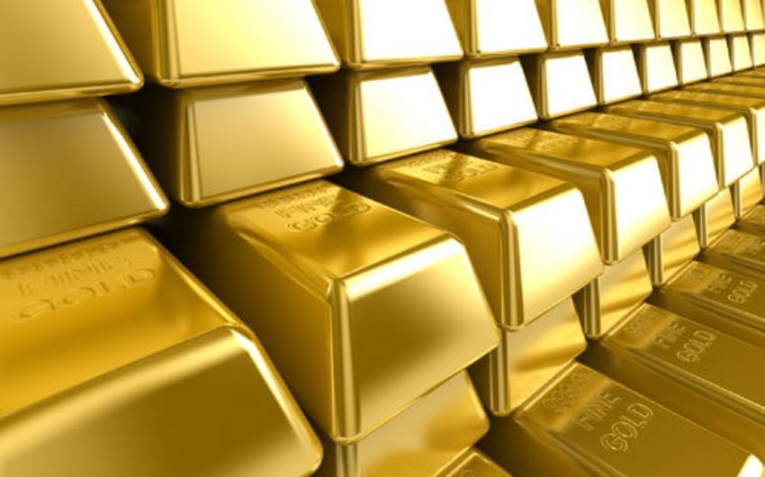 Azərbaycan qızıl hasilatını 30% artırıb