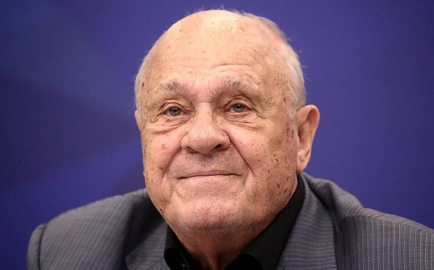 Bakılı Oskar mükafatçısı Vladimir Menşov 80 illik yubileyini qeyd edir