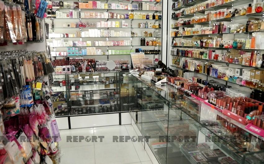 Mal nişanı oxşadılan saxta kosmetika satılır - VİDEO