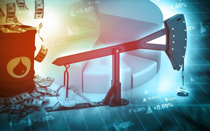 Azərbaycan neftinin qiyməti 55 dollardan aşağı düşüb