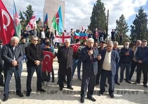 Georgia is celebrating glorious victory of Azerbaijan