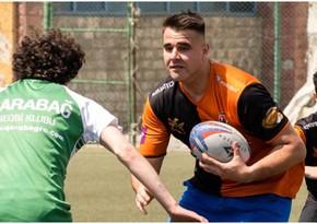 Азербайджанские регбисты примут участие в молодежном турнире в Грузии