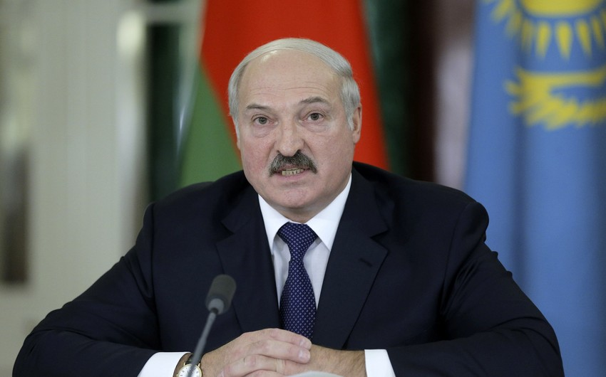 Belarus Prezidenti Azərbaycana gəlir