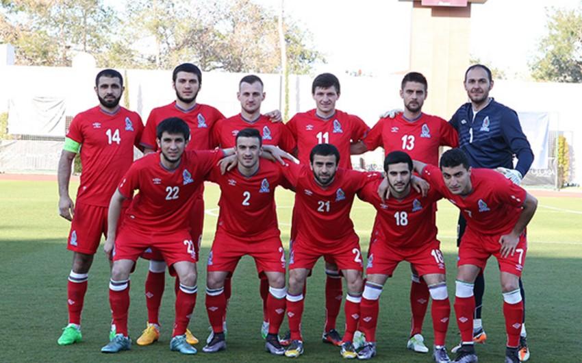 Azərbaycan millisi Makedoniyaya məğlub olub