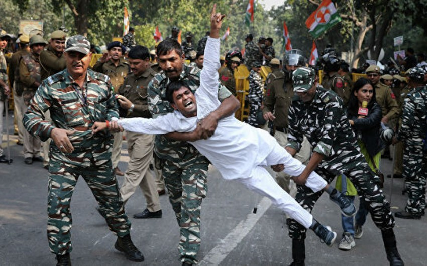 Indian government limits Internet after riots