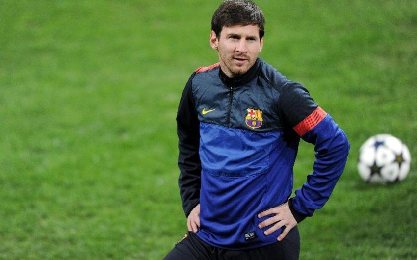 KİV: Messi 22 ay müddətinə həbs oluna bilər