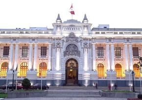 Peru Konqresində Xocalının ildönümü ilə əlaqədar bəyanat qəbul edilib