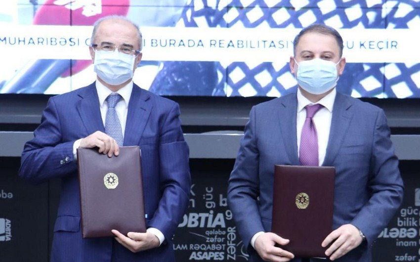 ADBTİA-da yeni memorandum imzalandı