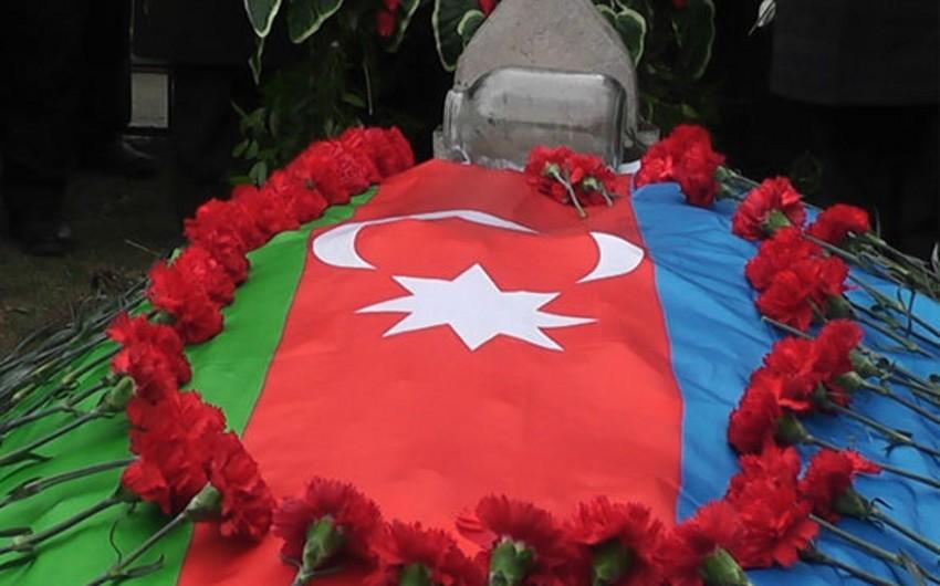 Azərbaycan ordusunun zabiti şəhid olub