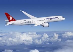 Türk Hava Yolları İrana uçuşları bərpa edir