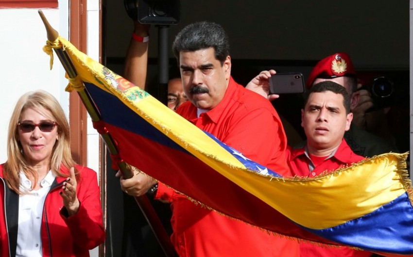 Maduro ABŞ-ı neft müharibəsi başlamaq istəməkdə ittiham edib