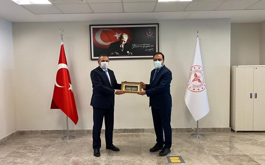 """Azərbaycan və Türkiyə """"TURKOVAC"""" vaksini ilə bağlı müzakirələr aparıb"""