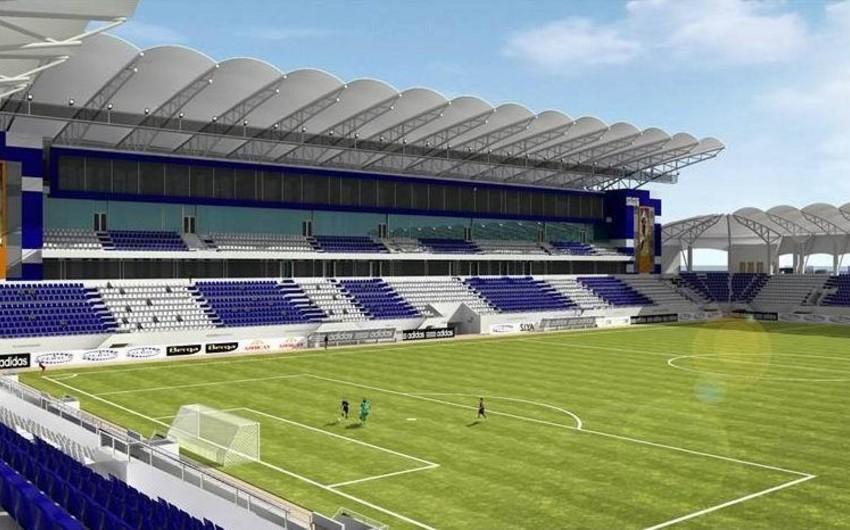 Qarabağ futbol klubunun yeni stadionunun istifadəyə veriləcəyi tarix açıqlanıb
