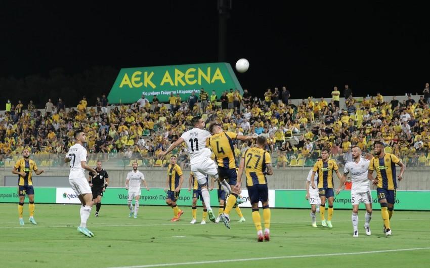 Konfrans Liqası: Qarabağ Kipr klubunu qəbul edir