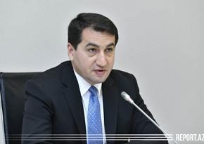 Хикмет Гаджиев призвал азербайджанцев и правоохранительные органы Канады к бдительности