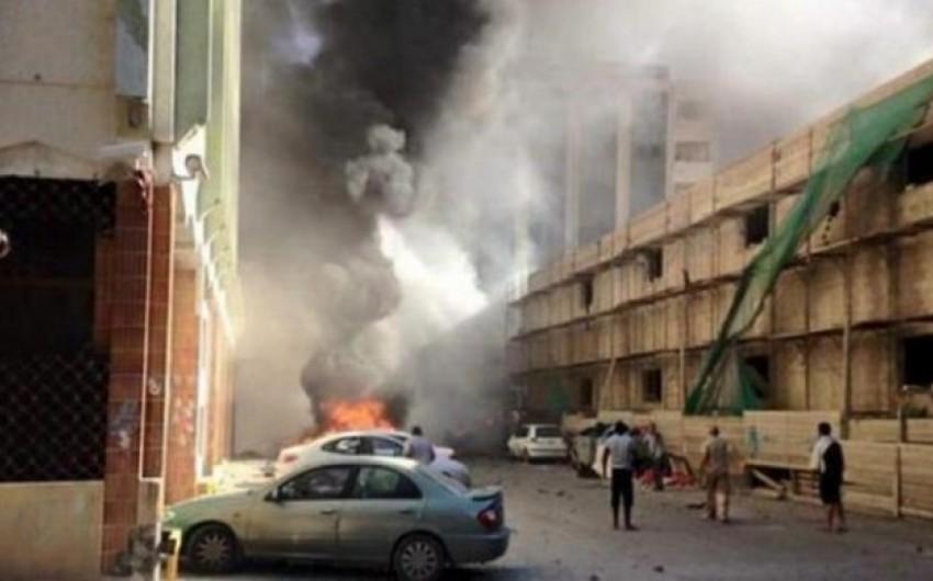 Liviyada Ras-Lanuf şəhərində baş verən partlayışda 6 nəfər ölüb, 40-dan çox insan yaralanıb