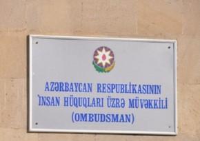 Ombudsman Aparatında yeni sektor yaradılıb