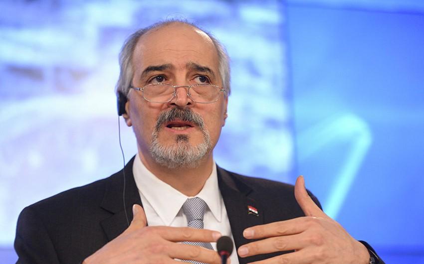 Постпред Сирии: Мы выступаем за решение карабахского конфликта согласно принятым резолюциям СБ ООН