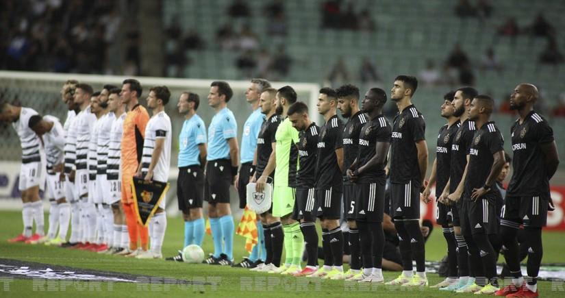 Qarabağ - Bazel oyunu başlayıb