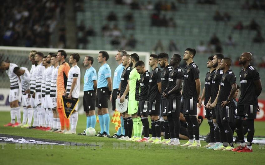 Qarabağ - Bazel oyununda ikinci hissə başlayıb