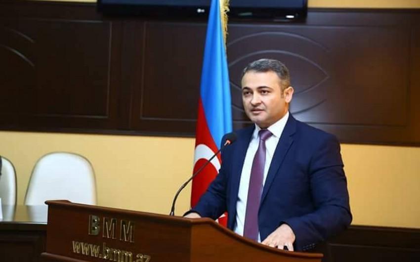 """""""Azərbaycan Televiziya və Radio Verilişləri"""" QSC-yə sədr təyin olunub - SƏRƏNCAM"""