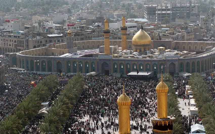 Более 17 млн человек посетят мавзолей имама Хусейна по случаю годовщины дня Арбаин